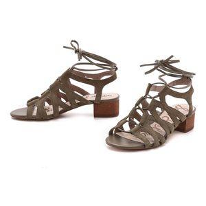 Sam Edelman Ardella lattice lace-up sandal